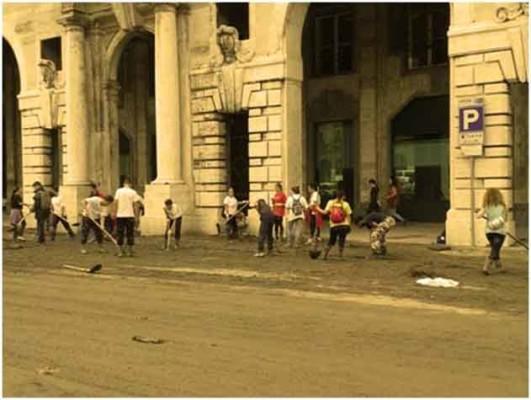 Alluvione a Genova tra polemiche e voglia di fare!