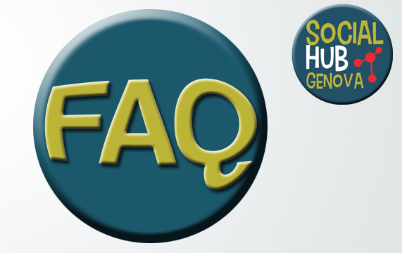 FAQ – Concorso Social Hub Genova