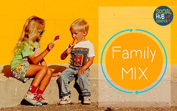 Family Mix: crowdfunding per scambio babysitteraggio tra famiglie