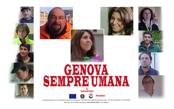 """Le cooperative sociali della """"Genova Sempre Umana"""""""