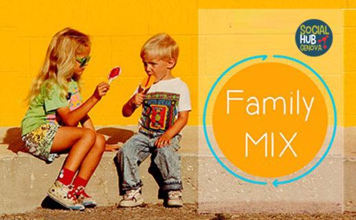 Family mix, newtwork di scambio babysiteraggio tra famiglie!