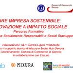 Percorso Formativo GRATUITO per Imprese Socialmente Responsabili e Social Startupper