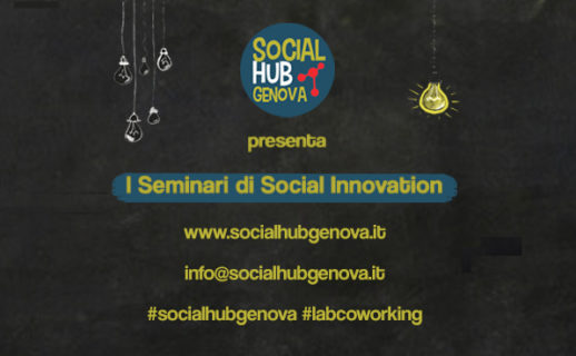 Seminari di Social Innovation per un Social innovation thinking