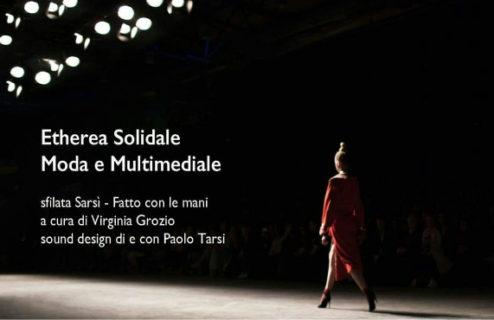 Etherea Solidale Moda e Multimediale