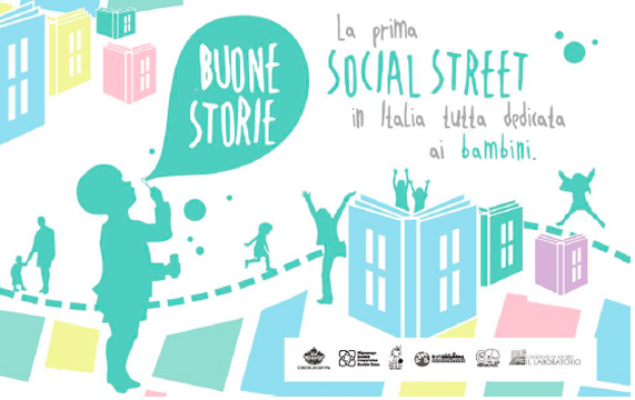 Buone Storie Social Street – per una Genova baby friendly