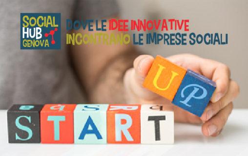 Social Hub Genova l'incubatore che fa nascere nuove imprese sociali a Genova…